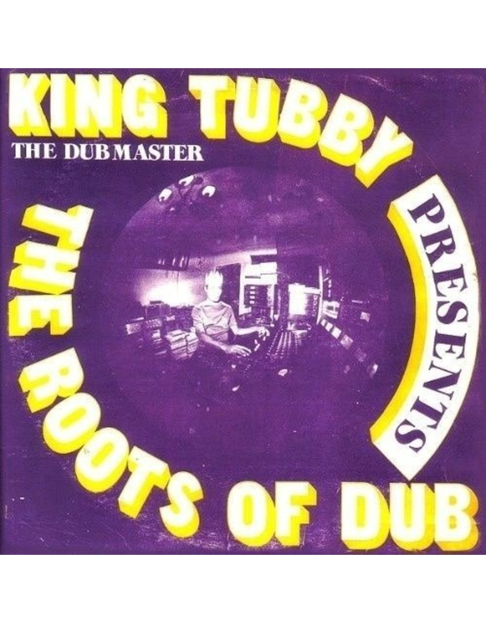 New Vinyl King Tubby - Roots Of Dub LP
