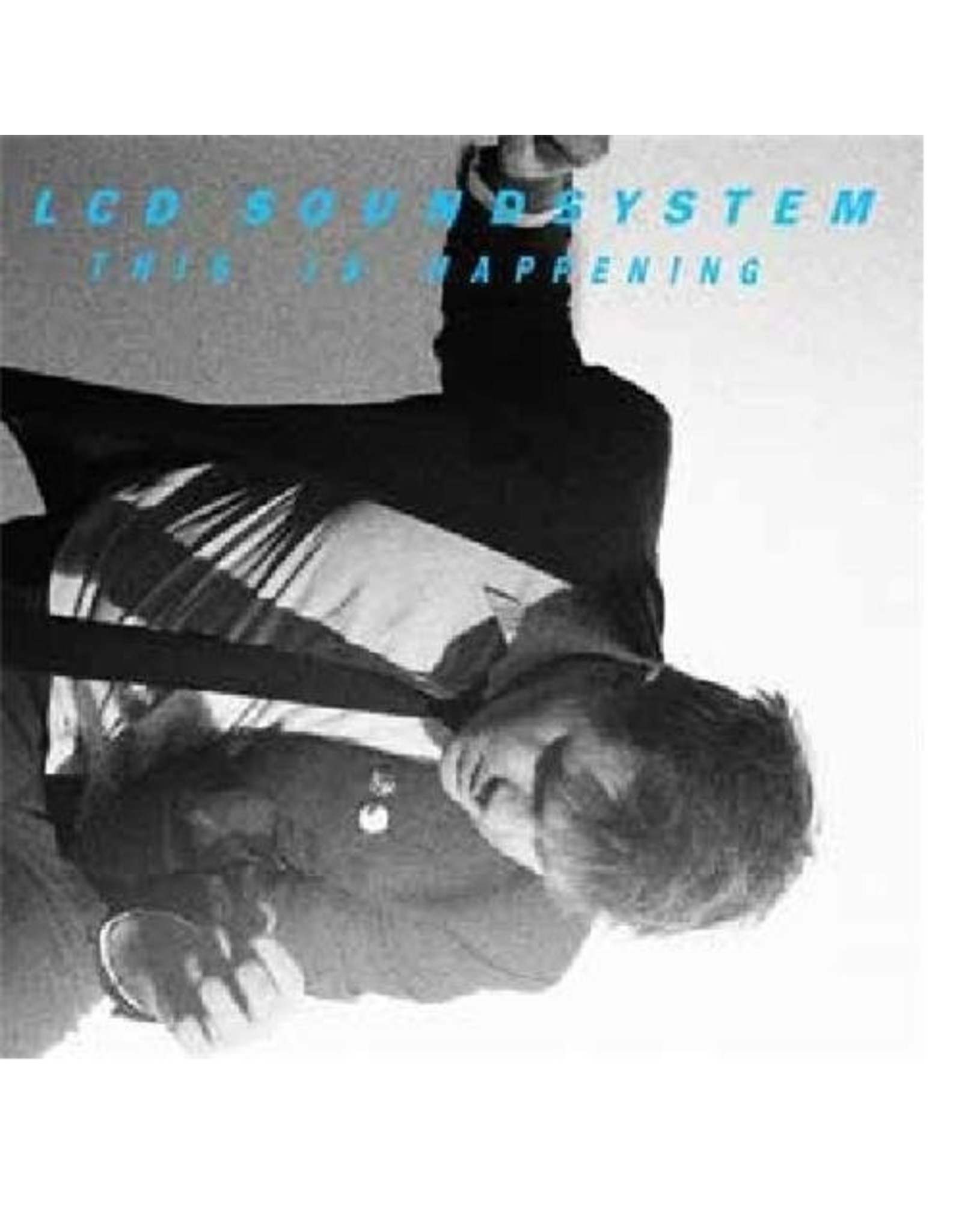 New Vinyl LCD Soundsystem - This Is Happening 2LP