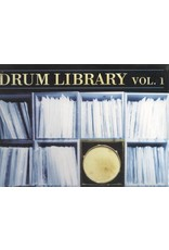 New Vinyl DJ Paul Nice - Drum Library Vol. 1 LP