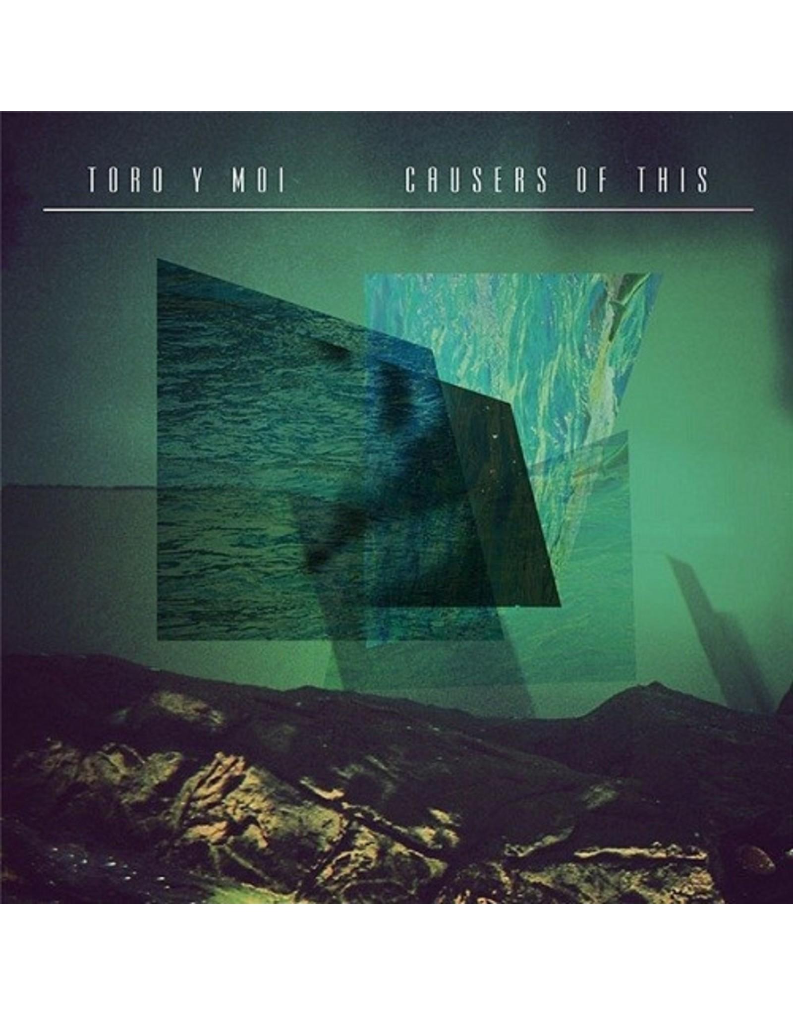 New Vinyl Toro Y Moi - Causers Of This LP