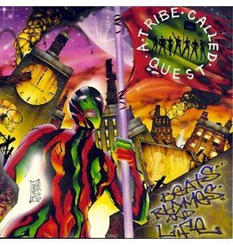 New Vinyl A Tribe Called Quest - Beats, Rhymes & Life 2LP