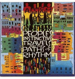 New Vinyl A Tribe Called Quest - People's Instinctive Travels and the Paths Of Rhythm 2LP