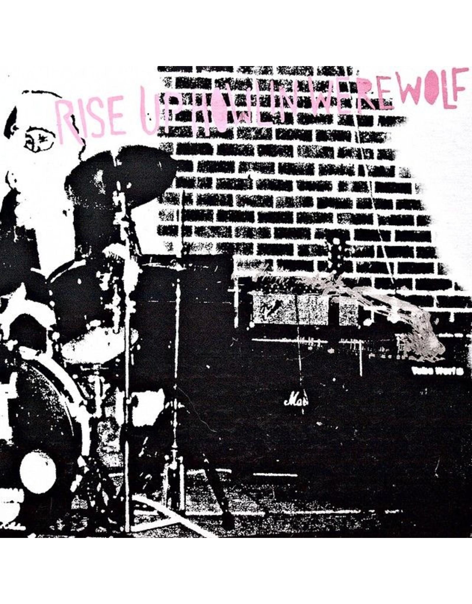 """New Vinyl Rise Up Howlin Werewolf - S/T 7"""""""