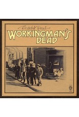 New Vinyl Grateful Dead - Workingman's Dead LP