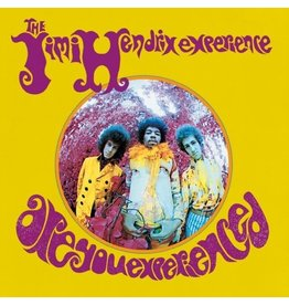 New Vinyl Jimi Hendrix - Are You Experienced? LP