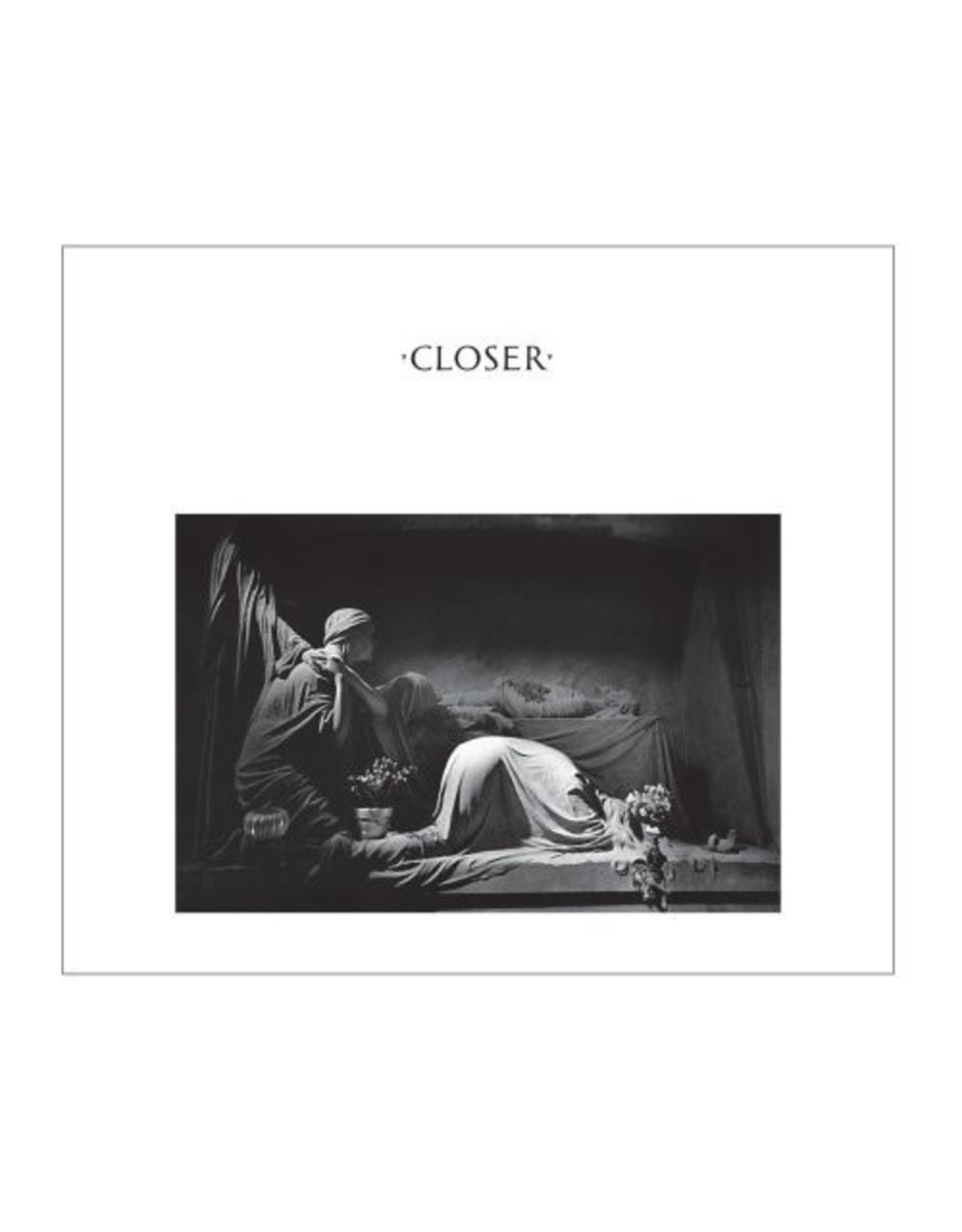 New Vinyl Joy Division - Closer LP