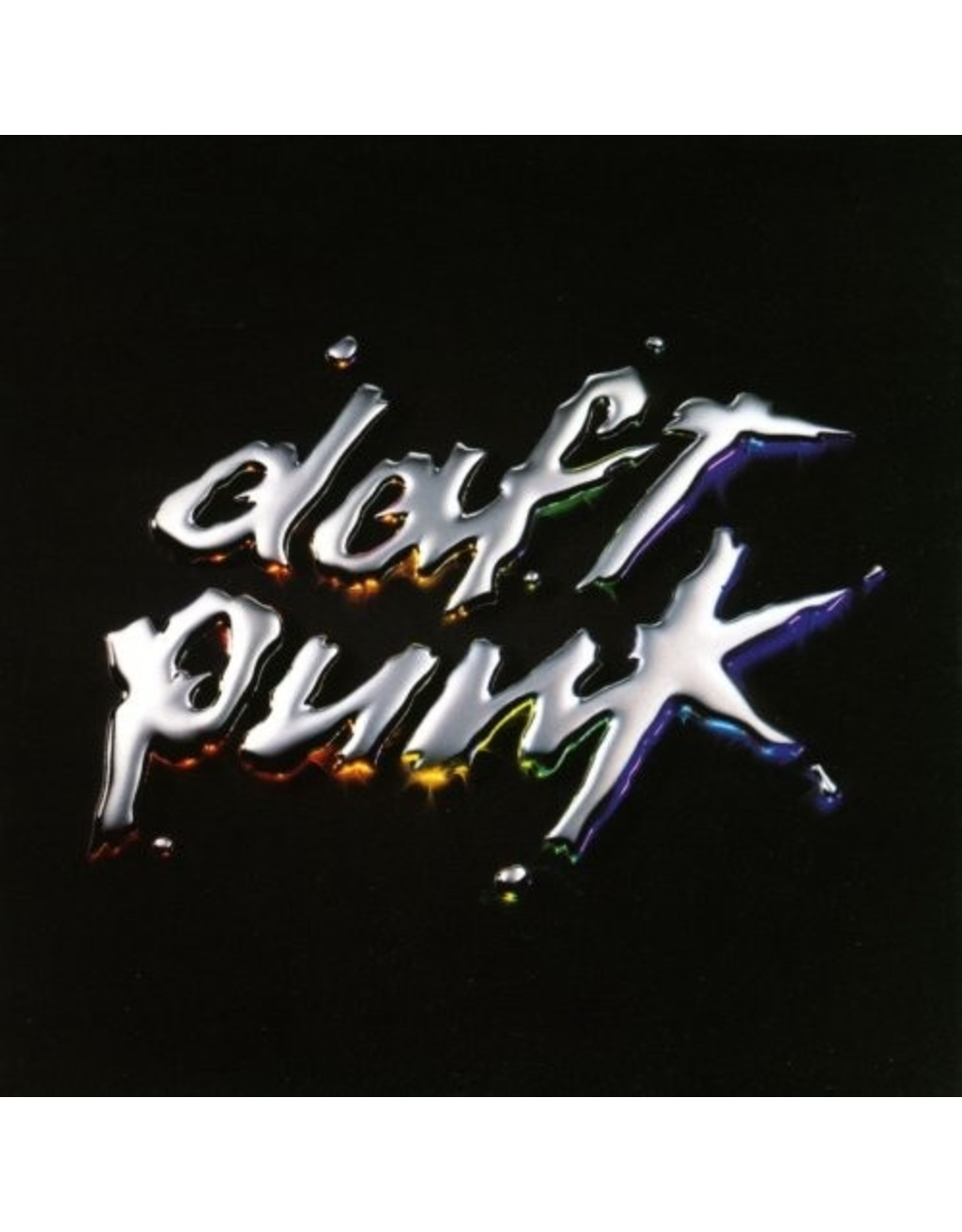 New Vinyl Daft Punk - Discovery 2LP