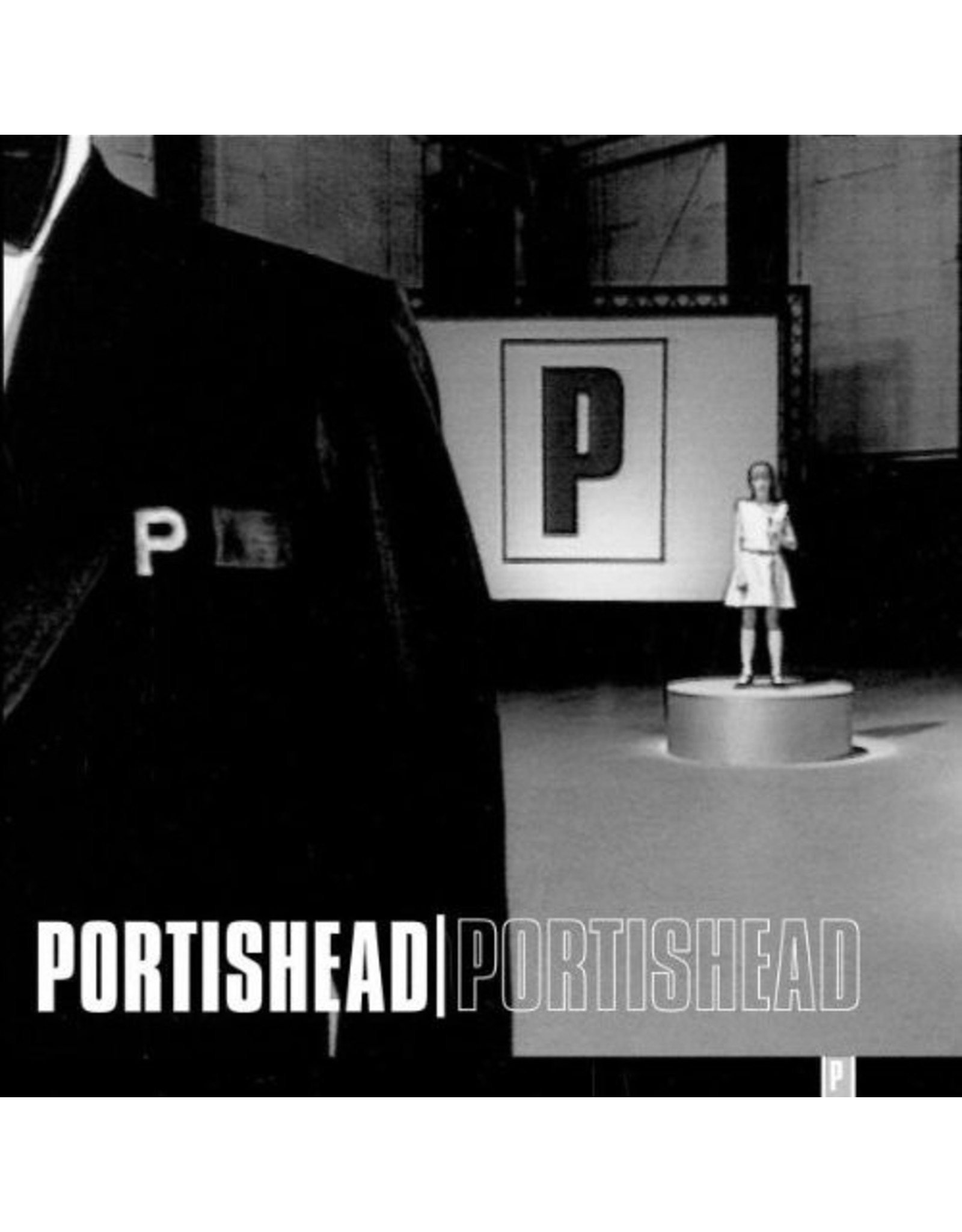New Vinyl Portishead - S/T 2LP