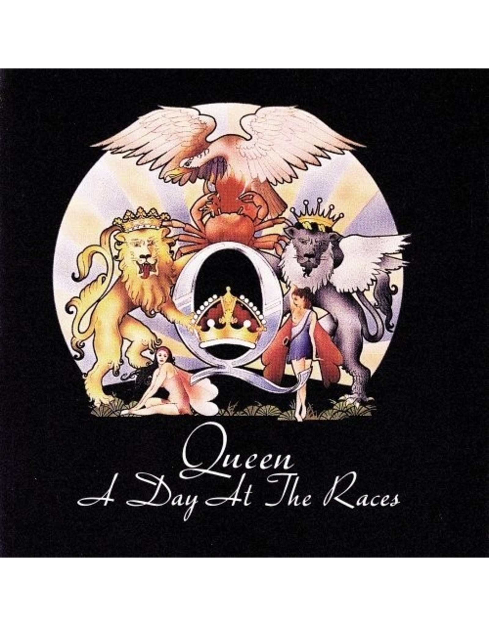 New Vinyl Queen - A Day At The Races LP