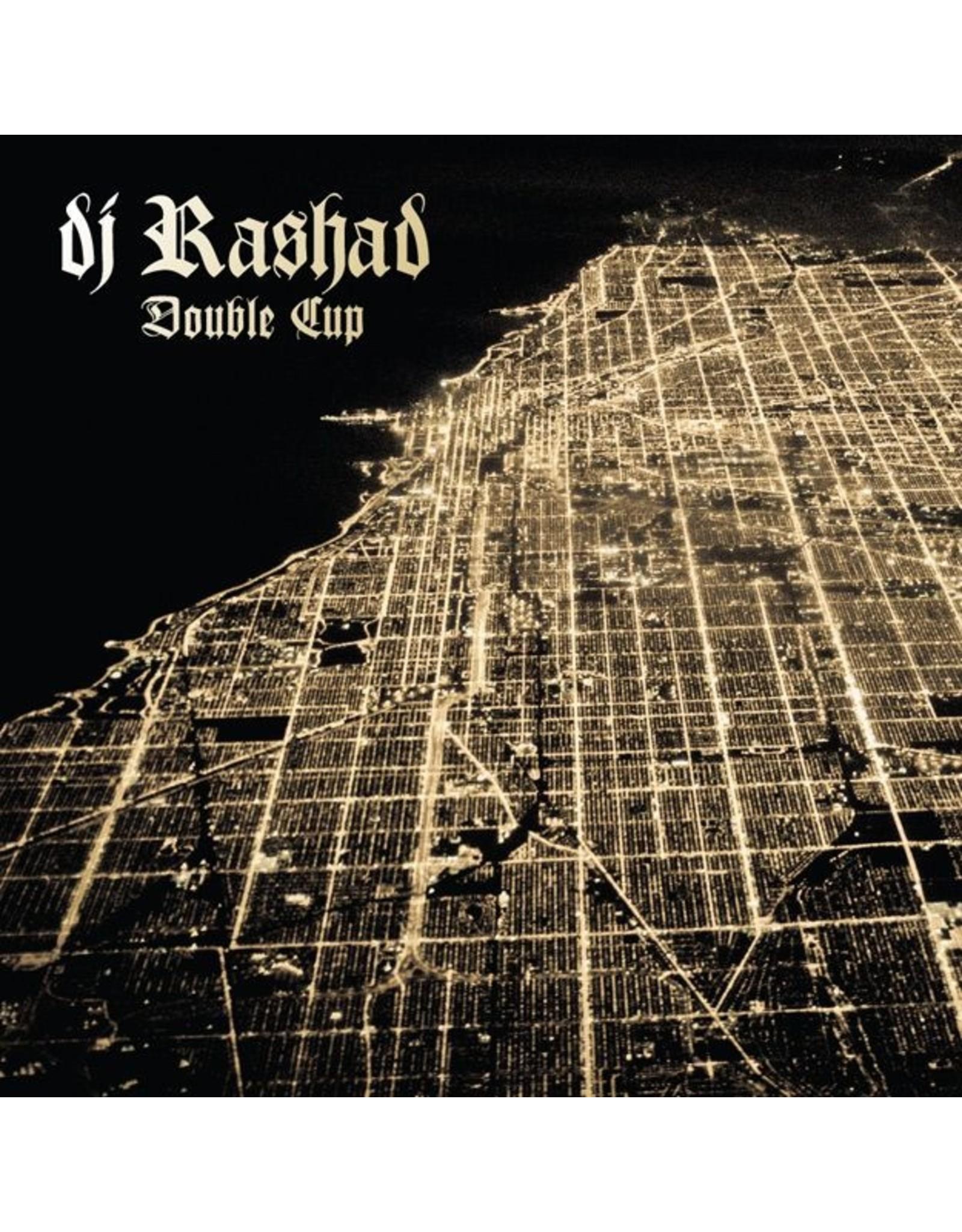 New Vinyl DJ Rashad - Double Cup 2LP
