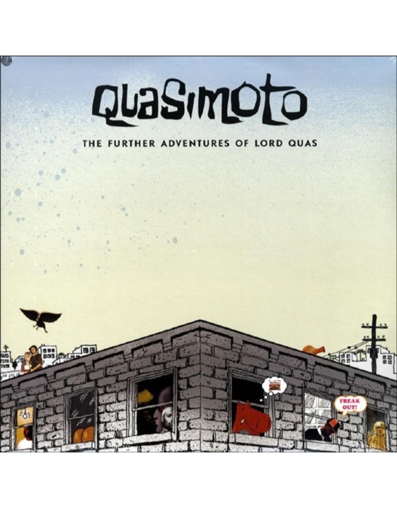 New Vinyl Quasimoto - Further Adventures Of Lord Quas 2LP