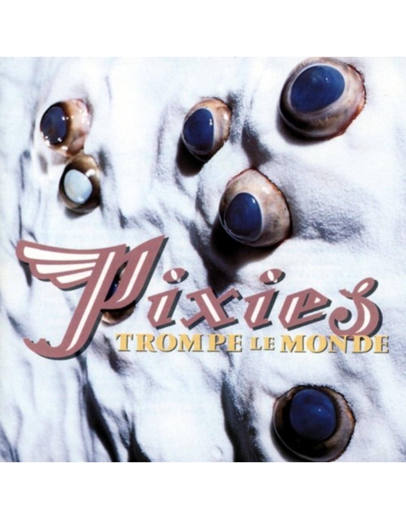 New Vinyl Pixies - Trompe Le Monde LP