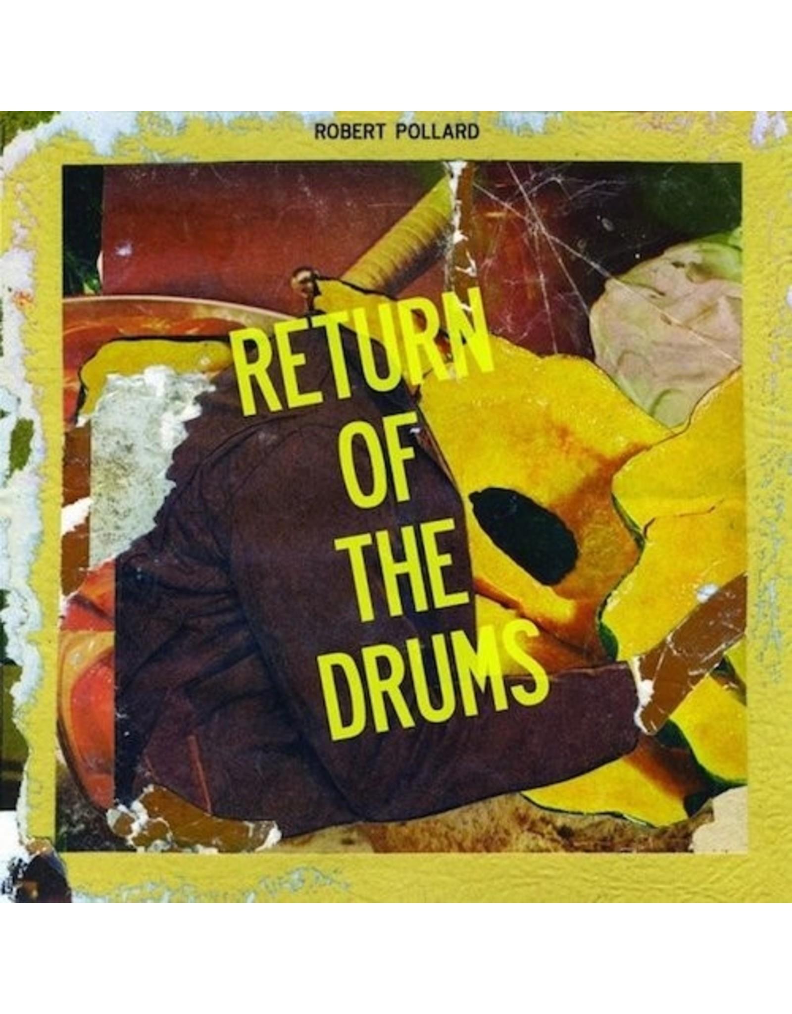 "New Vinyl Robert Pollard - Return Of The Drums 7"""