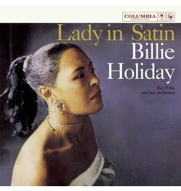New Vinyl Billie Holiday - Lady In Satin LP
