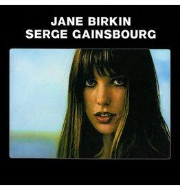 New Vinyl Jane Birkin & Serge Gainsbourg - Je T'aime Moi Non Plus LP