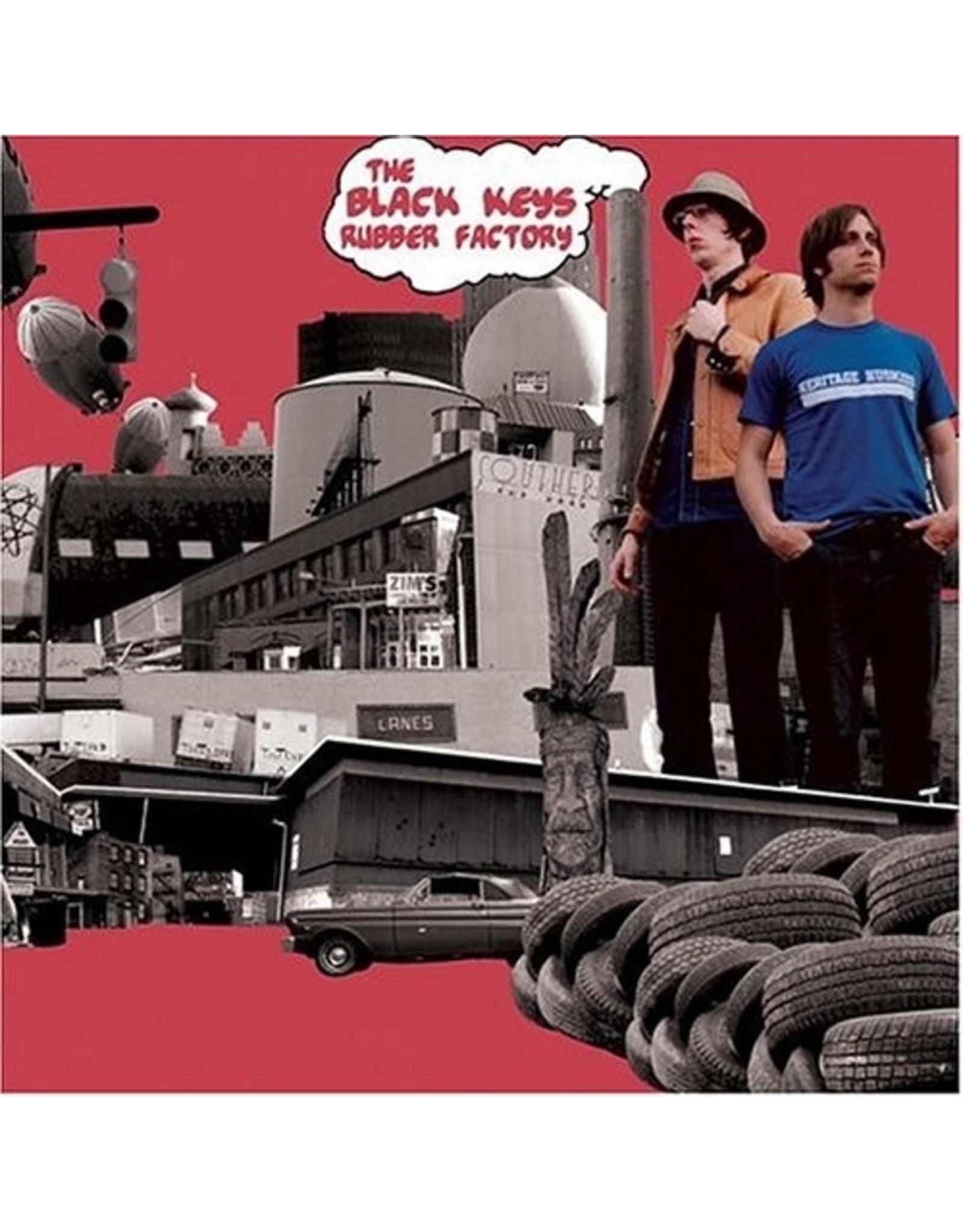 New Vinyl Black Keys - Rubber Factory LP