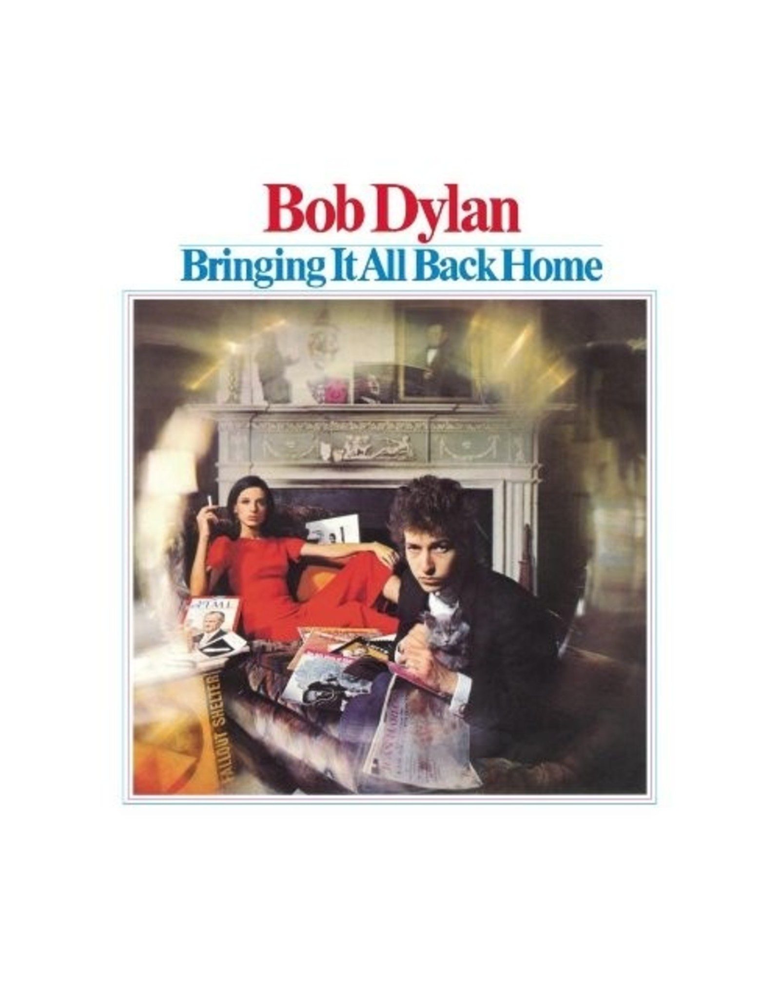 New Vinyl Bob Dylan - Bringing It All Back Home LP