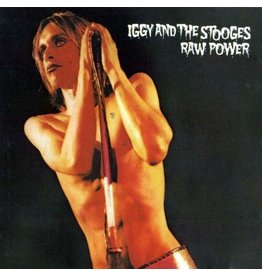 New Vinyl Iggy & The Stooges - Raw Power LP