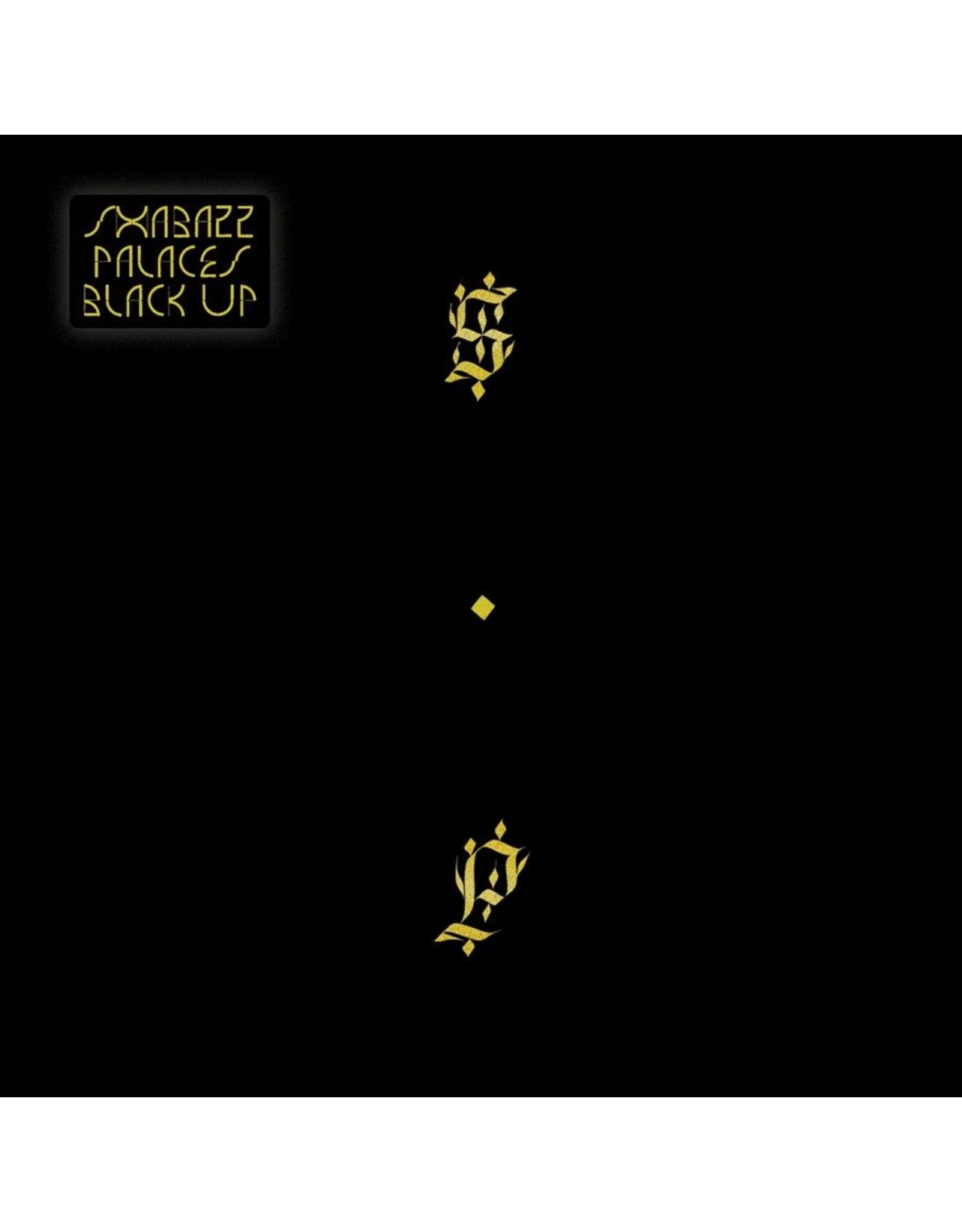 New Vinyl Shabazz Palaces - Black Up LP