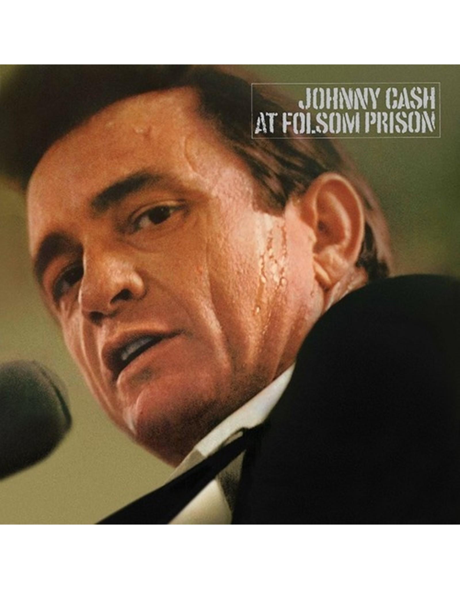 New Vinyl Johnny Cash - At Folsom Prison LP