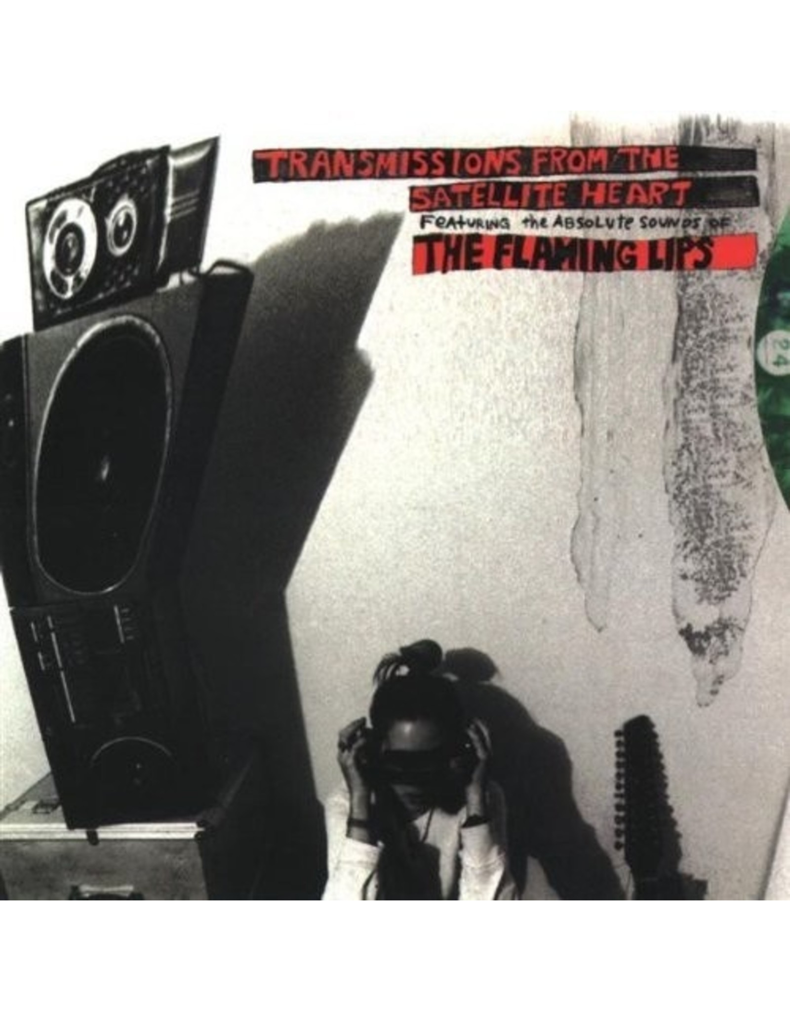 New Vinyl Flaming Lips - Transmissions From The Satellite Heart LP