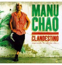 New Vinyl Manu Chao - Clandestino 2LP+CD