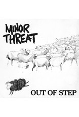 New Vinyl Minor Threat - Out Of Step LP