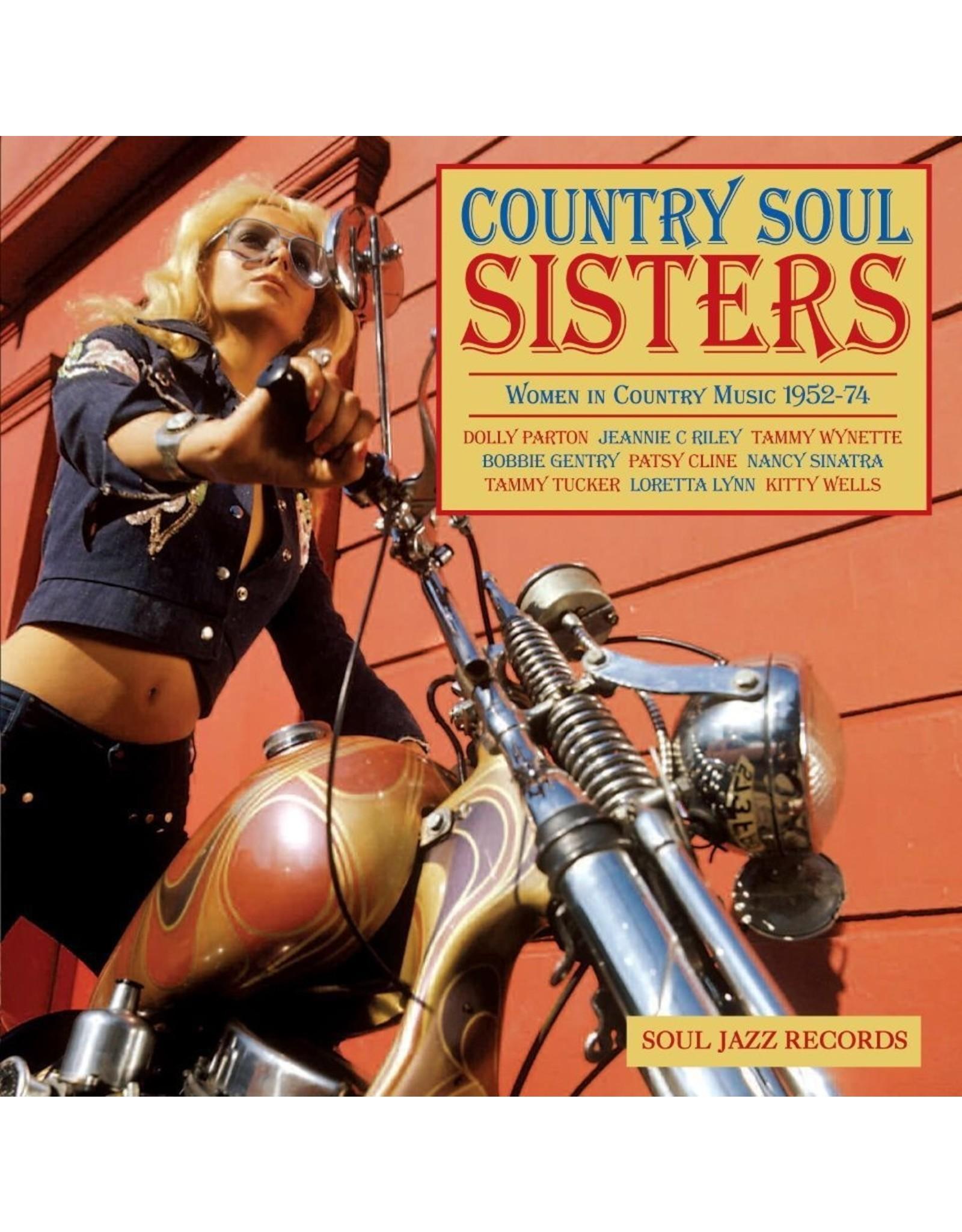 New Vinyl Various - Country Soul Sisters 2LP