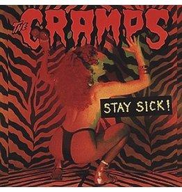 New Vinyl The Cramps - Stay Sick! LP