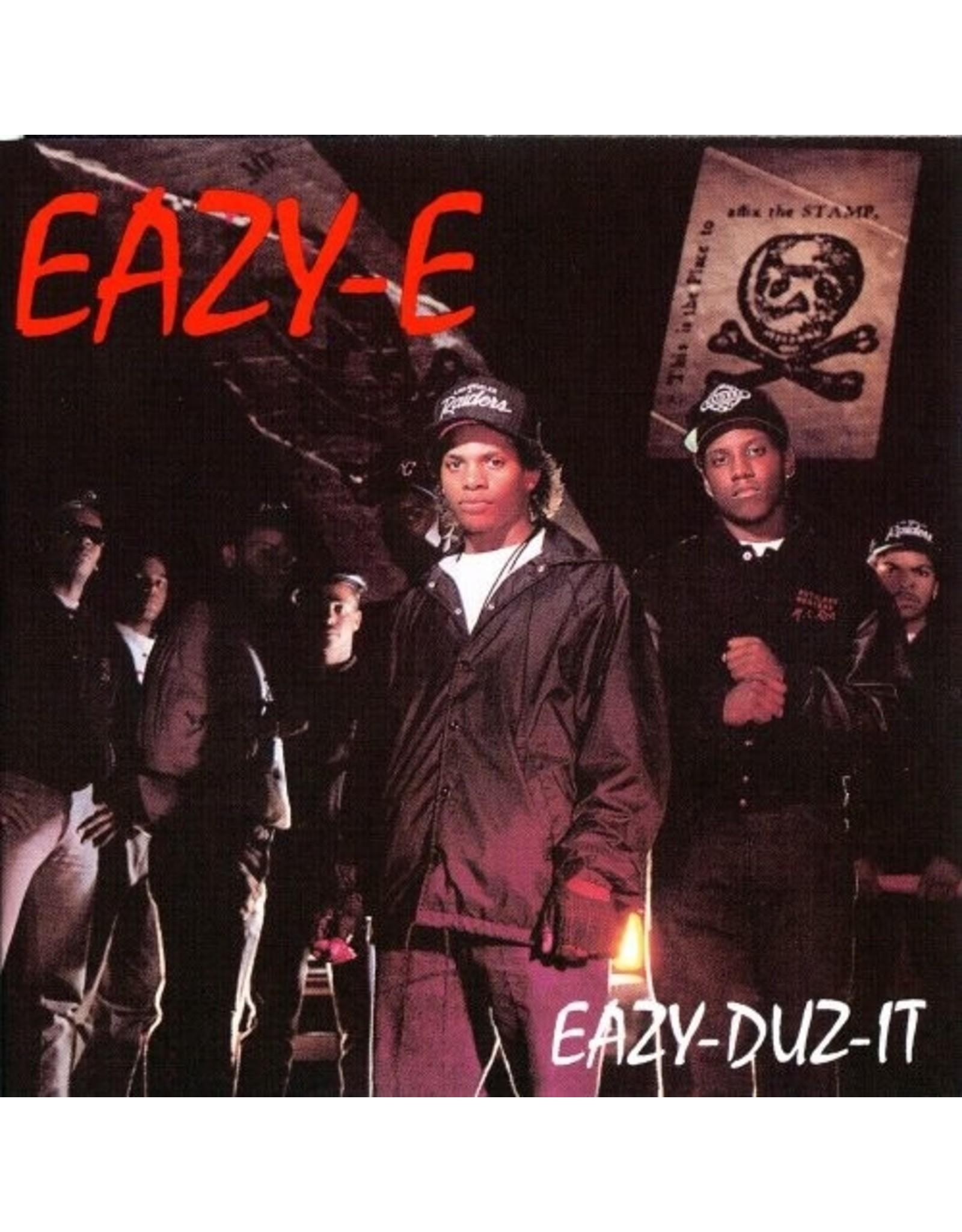 New Vinyl Eazy-E - Eazy-Duz-It LP