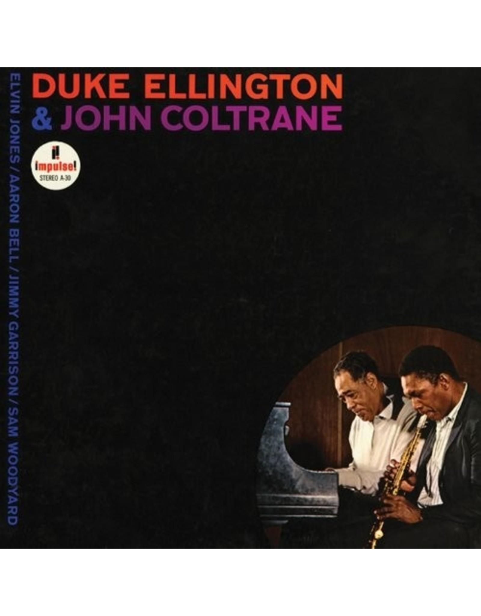 New Vinyl Duke Ellington & John Coltrane - S/T LP
