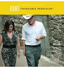 """New Vinyl Kurt Wagner & Cortney Tidwell - KORT 7"""""""