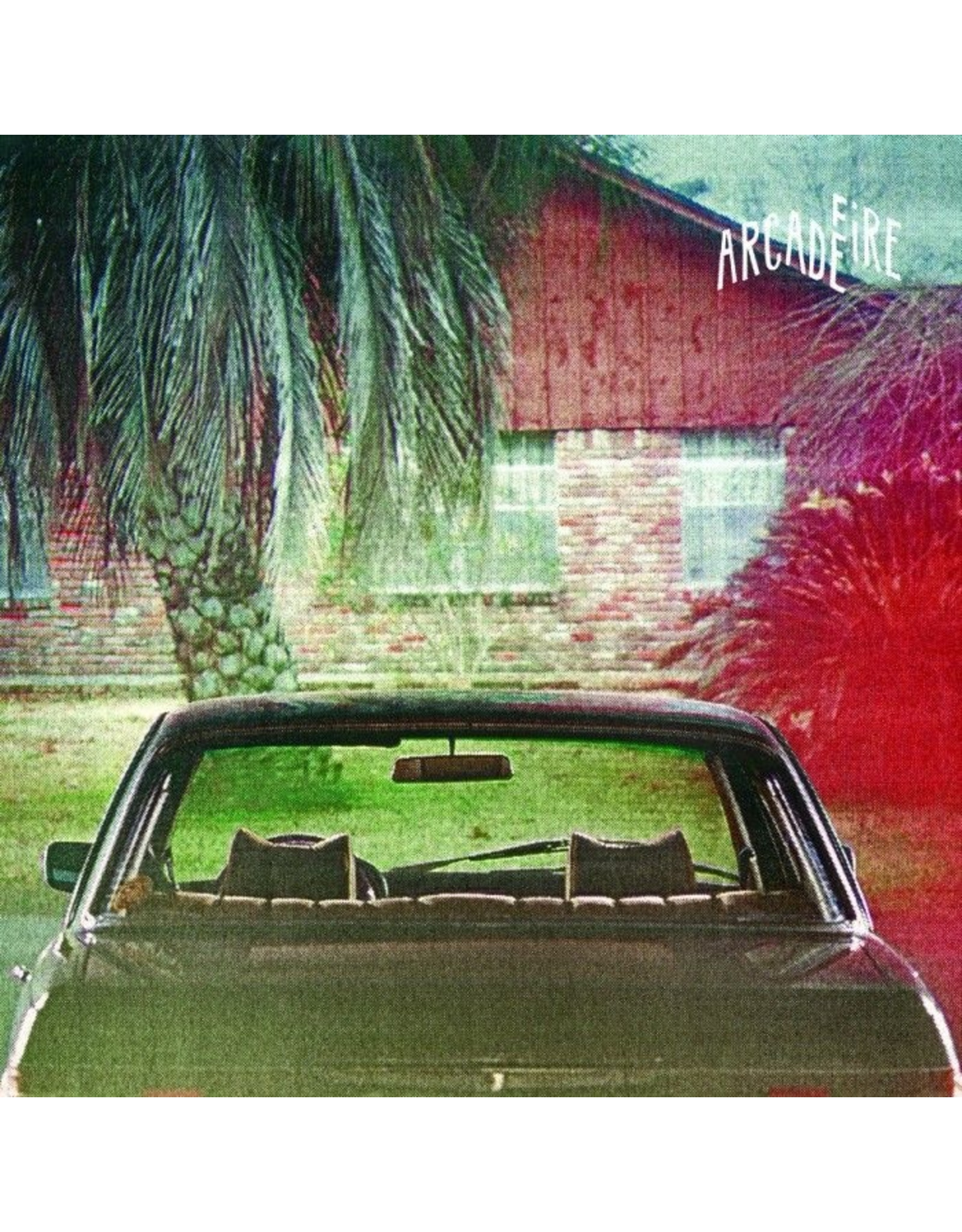 New Vinyl Arcade Fire - The Suburbs 2LP