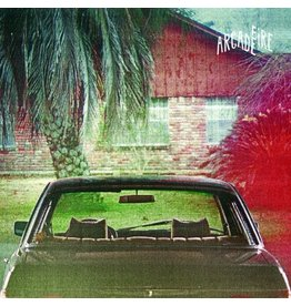 New Vinyl Arcade Fire - The Suburbs 2LP