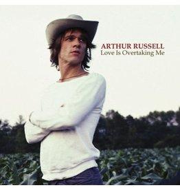 New Vinyl Arthur Russell - Love Is Overtaking Me 2LP