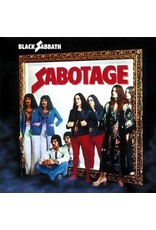 New Vinyl Black Sabbath - Sabotage LP