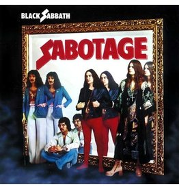 New Vinyl Black Sabbath - Sabotage LP
