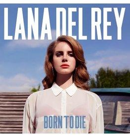 New Vinyl Lana Del Rey - Born To Die 2LP