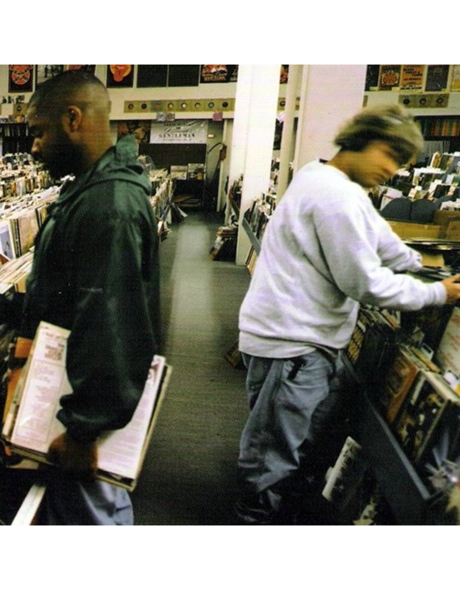 New Vinyl DJ Shadow - Entroducing LP