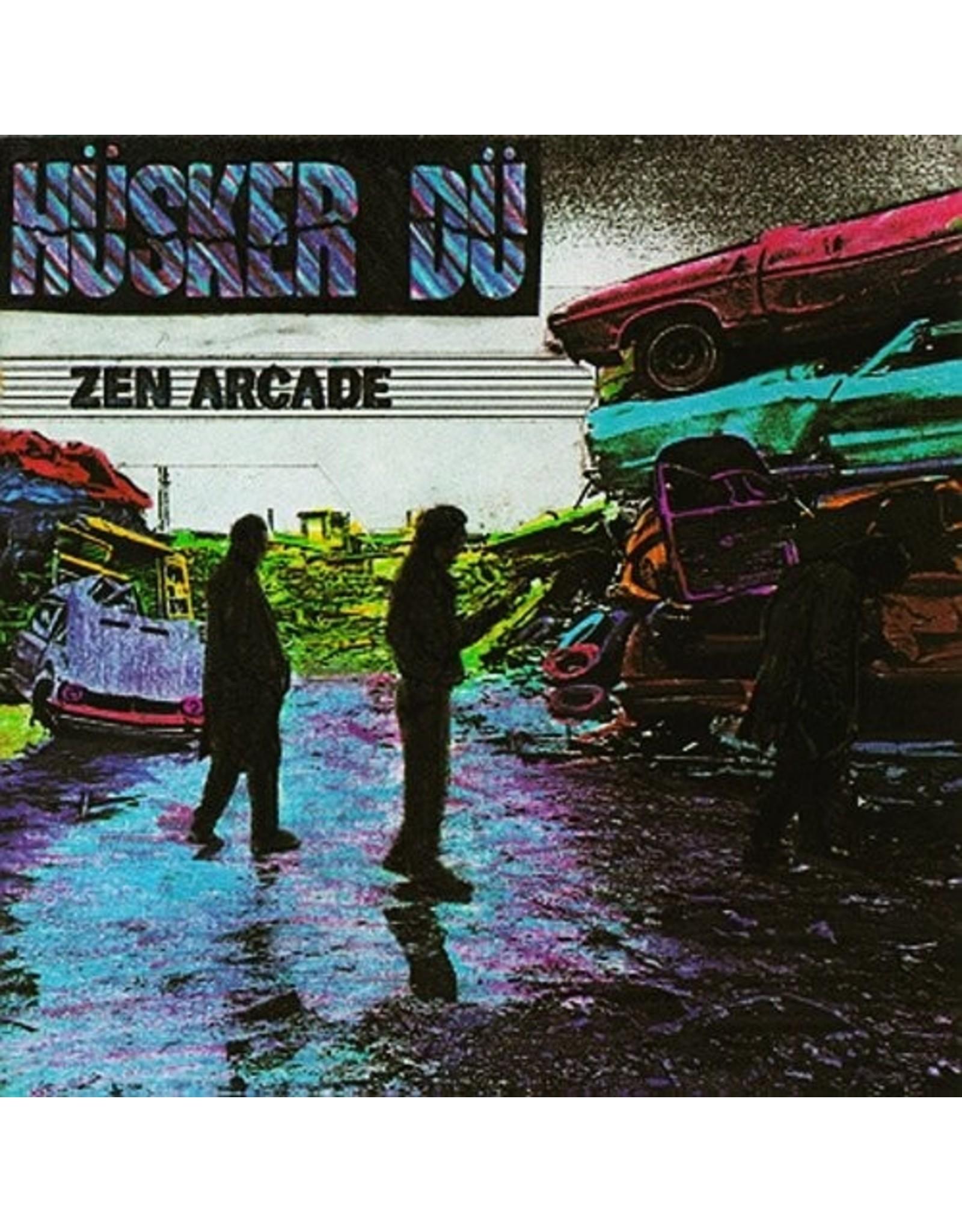 New Vinyl Husker Du - Zen Arcade 2LP