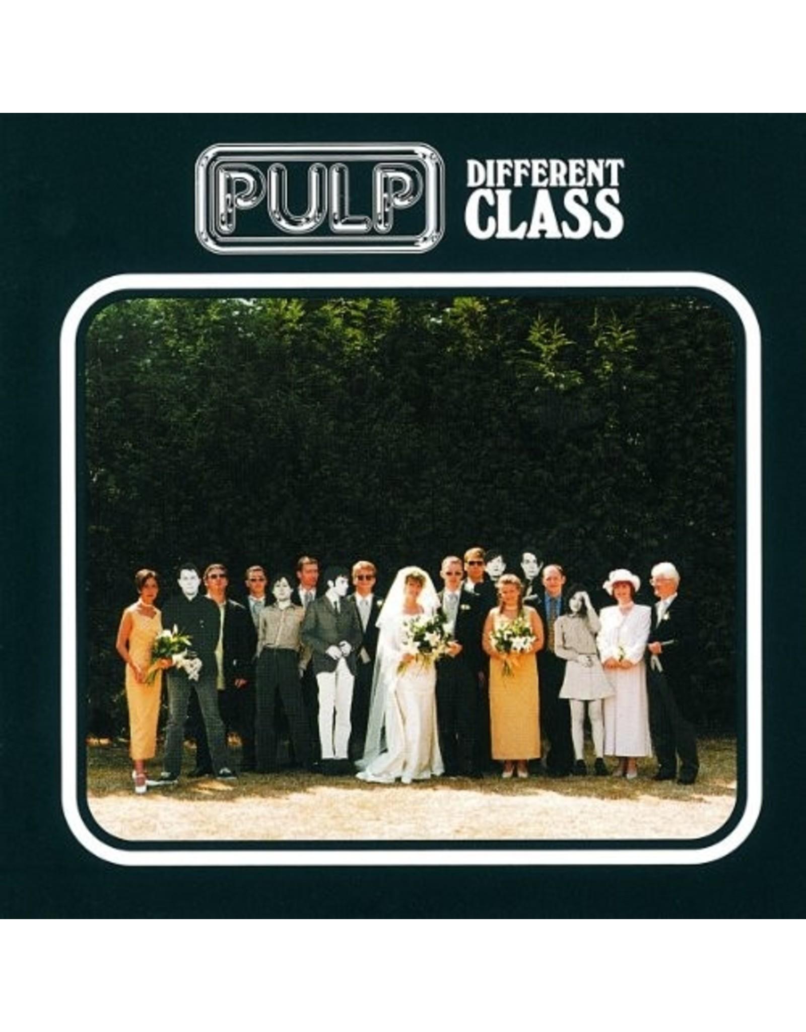 New Vinyl Pulp - Different Class [UK import] LP