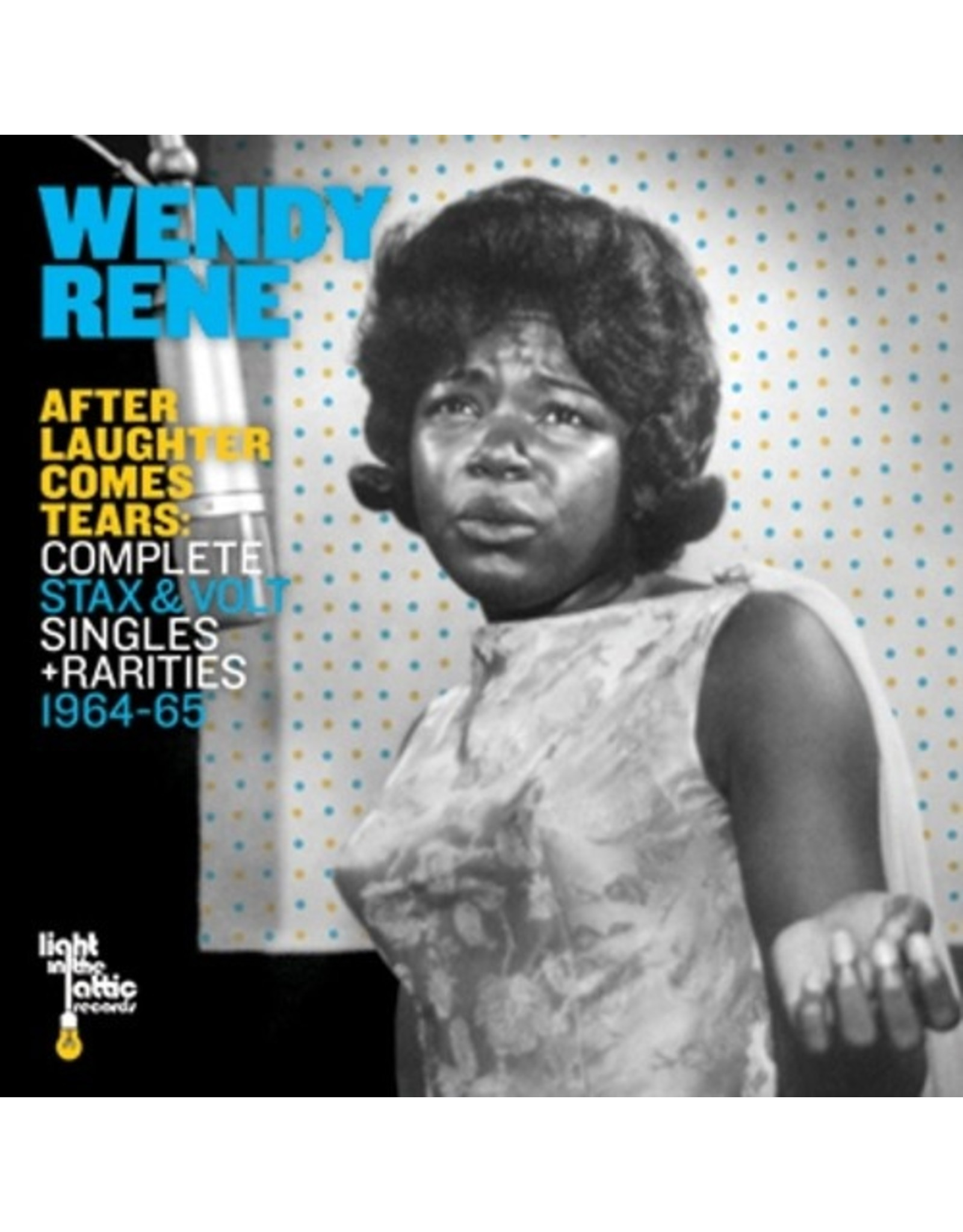 New Vinyl Wendy Rene - After Laughter Comes Tears 2LP