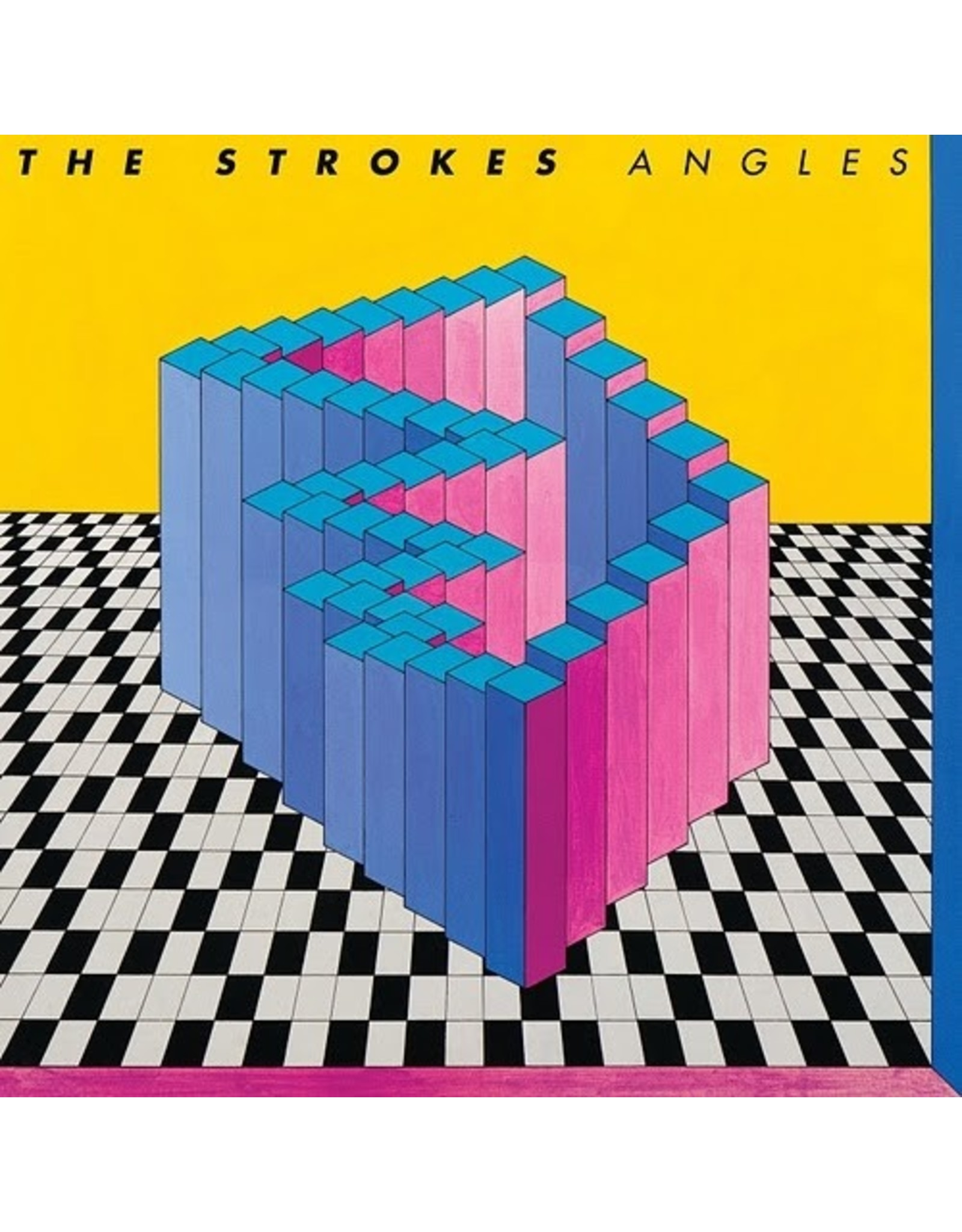 New Vinyl The Strokes - Angles LP