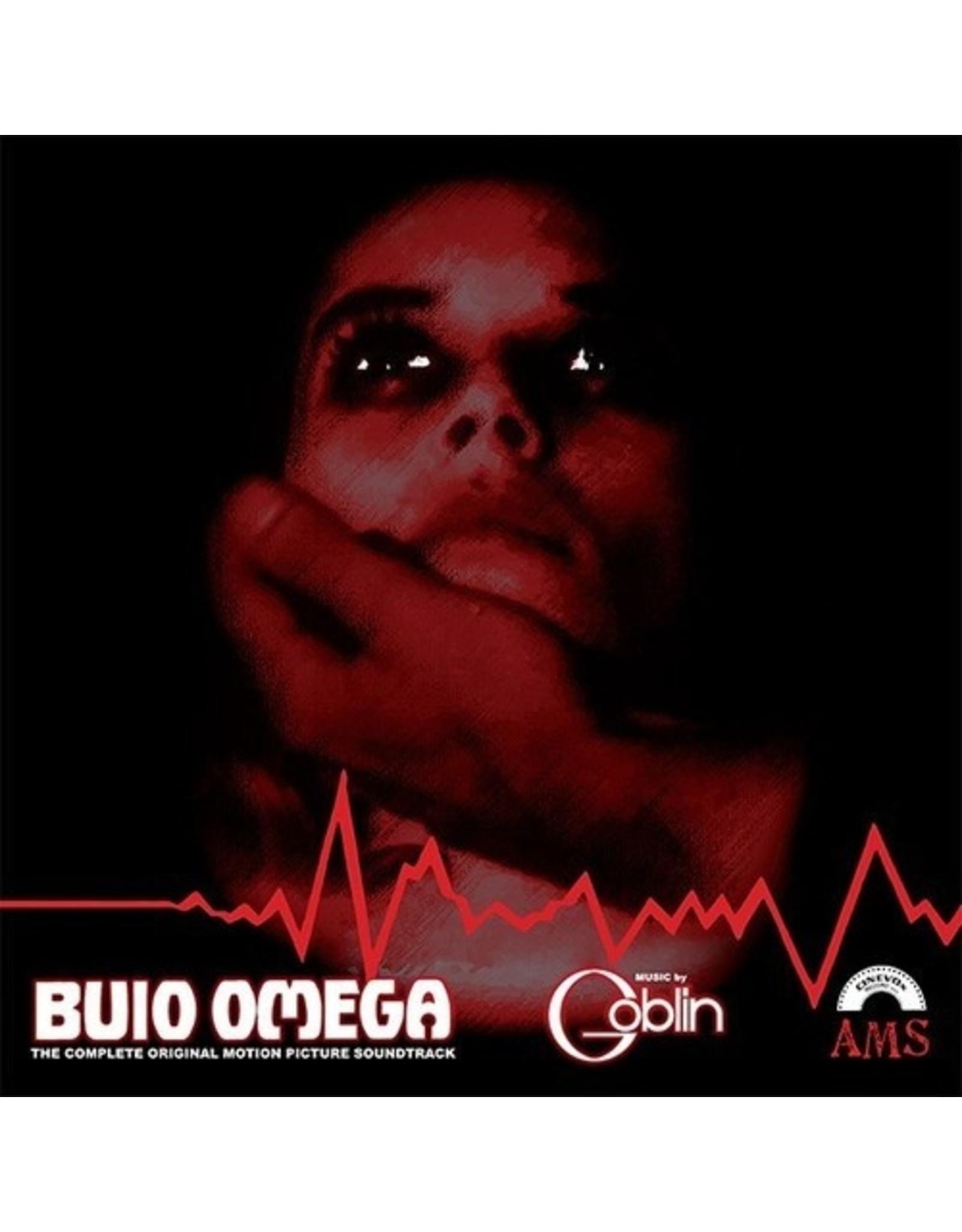 New Vinyl Goblin - Buio Omega OST LP