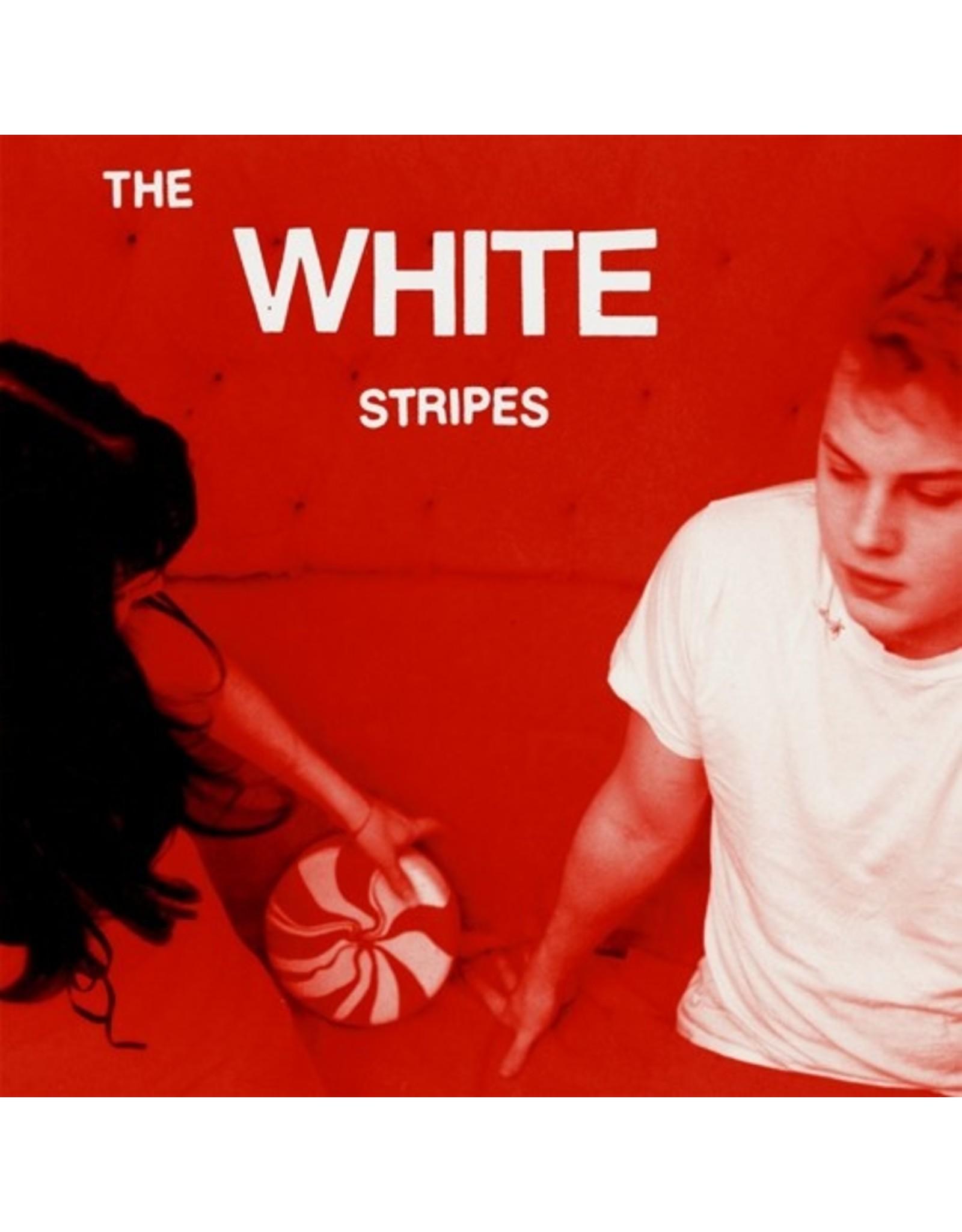"""New Vinyl White Stripes - Let's Shake Hands 7"""""""