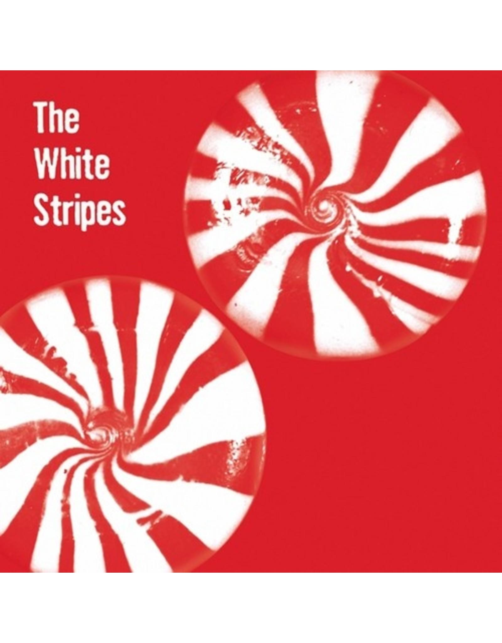 "New Vinyl White Stripes - Lafayette Blues 7"""