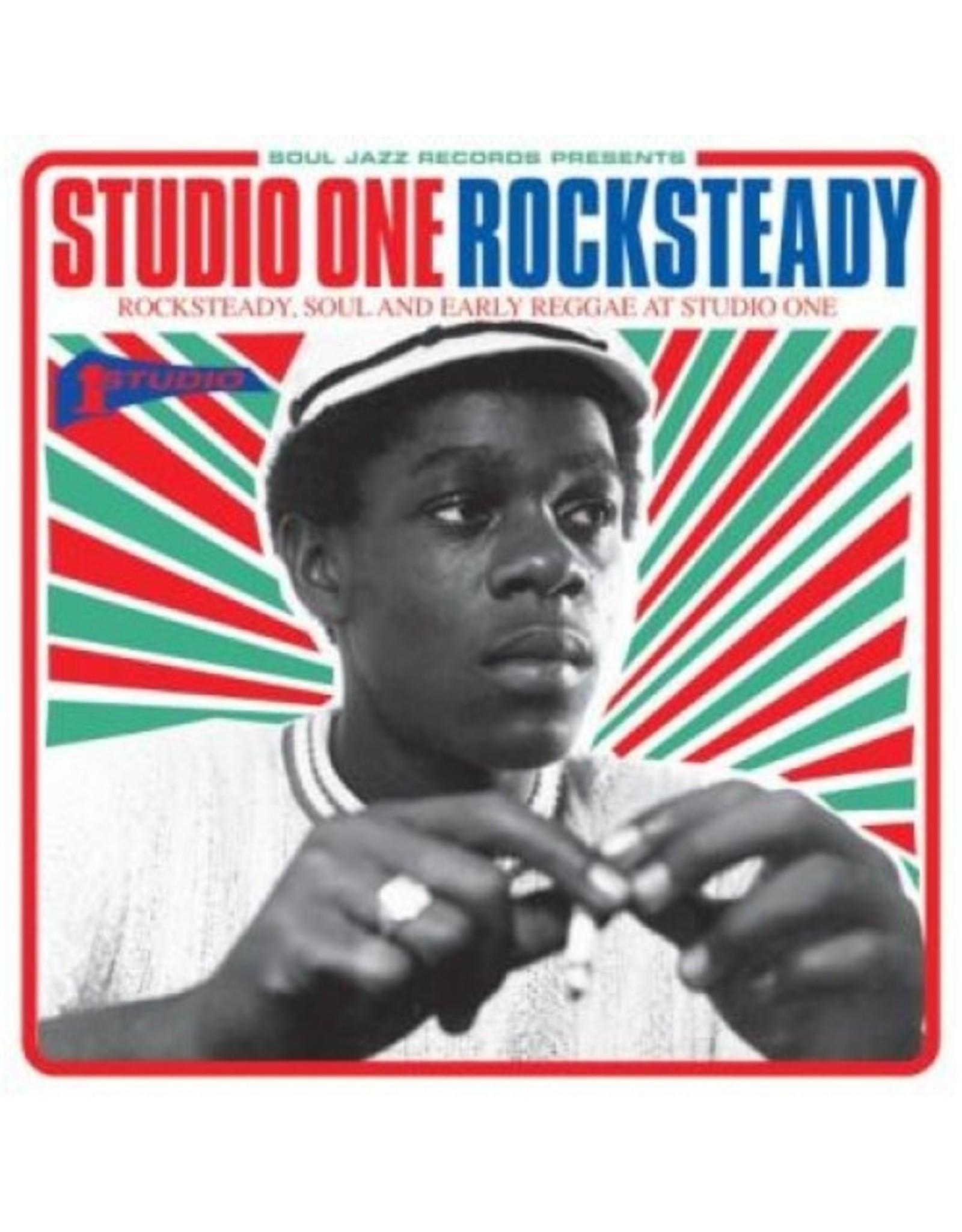 New Vinyl Various - Studio One Rocksteady 2LP