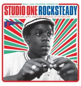 New Vinyl Various - Studio One Rocksteady 2LP