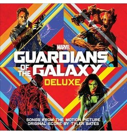 New Vinyl Various - Guardians Of The Galaxy Deluxe 2LP