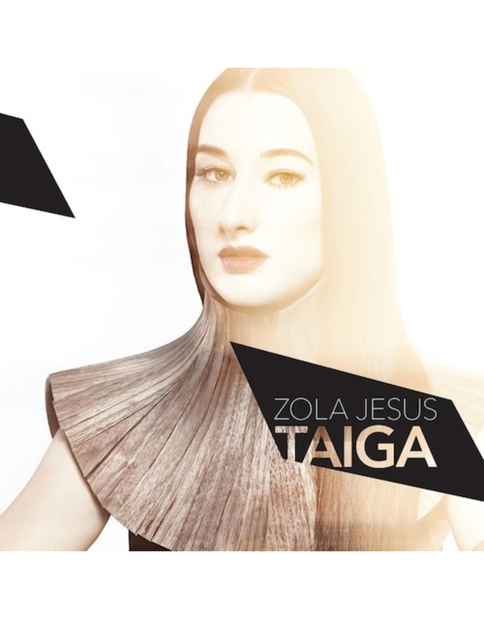 New Vinyl Zola Jesus - Taiga LP